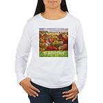 The Village Green Women's Long Sleeve T-Shirt