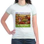 The Village Green Jr. Ringer T-Shirt