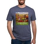The Village Green Mens Tri-blend T-Shirt