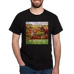 The Village Green Dark T-Shirt