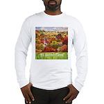 The Village Green Long Sleeve T-Shirt