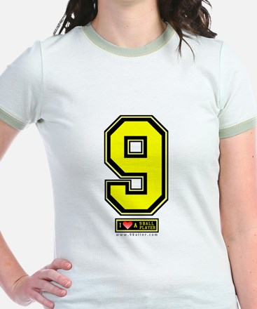 Skippy's 'I luv a 9ball player' T