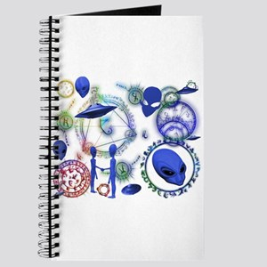 A.L.I.E.N. Arcane Circles 12 Journal