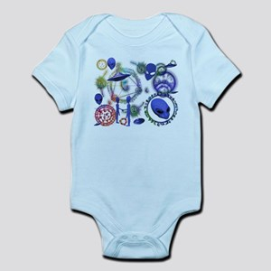 A.L.I.E.N. Arcane Circles 12 Infant Bodysuit