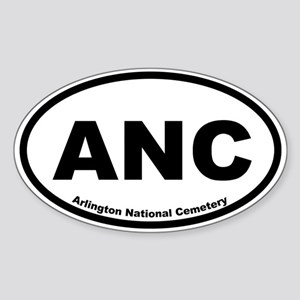 Arlington National Cemetery Oval Sticker