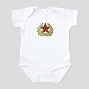 Soviet USSR Russian Infant Bodysuit