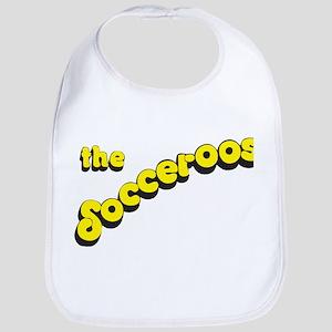 Socceroos 1 Baby Bib
