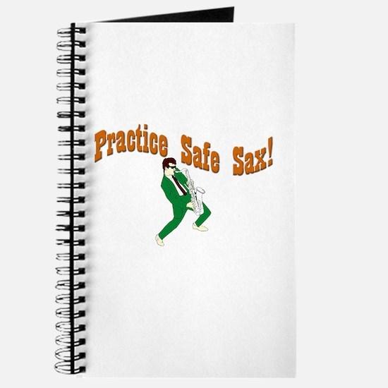 Practice Safe Sax! Journal