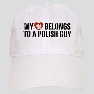 My Heart belongs to a Polish Guy Cap