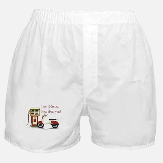 100 mpg Boxer Shorts