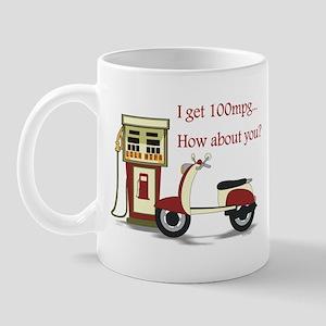 100 mpg Mug