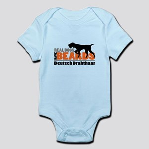 Real Dogs Have Beards - DD Body Suit