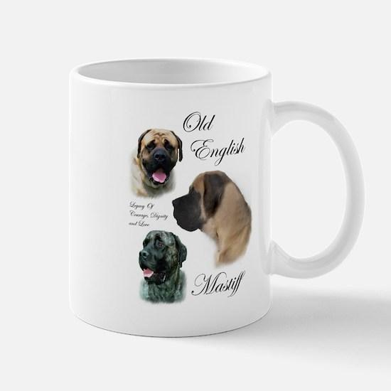 Old English Mastiff Mug