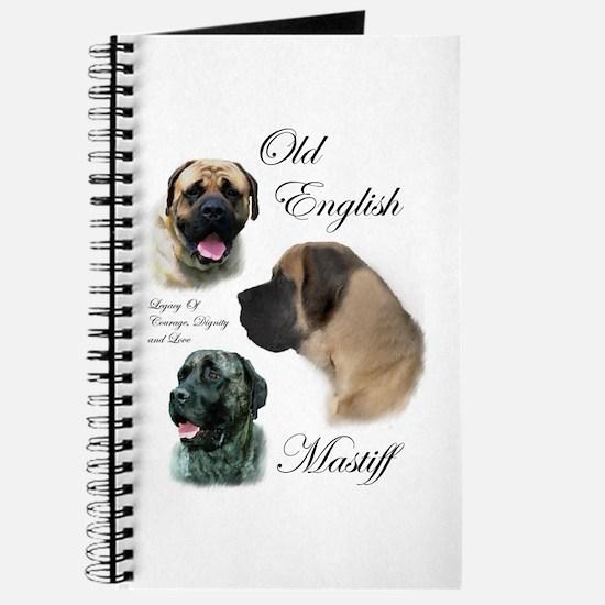 Old English Mastiff Journal