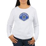 Half Moon Bay Police Women's Long Sleeve T-Shirt