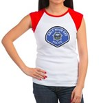 Half Moon Bay Police Women's Cap Sleeve T-Shirt