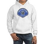 Half Moon Bay Police Hooded Sweatshirt