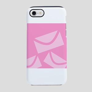 Pink Envelopes iPhone 8/7 Tough Case