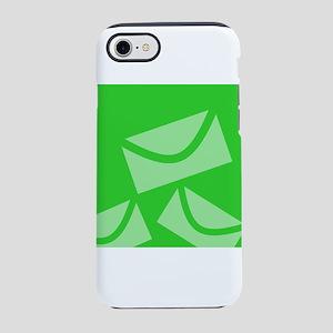 Green Envelopes iPhone 8/7 Tough Case