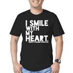 Adult Smile Heart T-Shirt