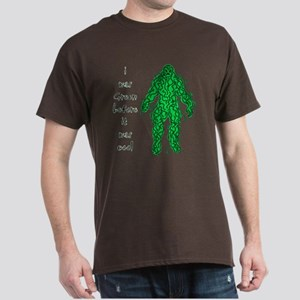 Green before it was cool - Dark Tee