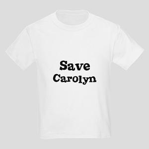 Save Carolyn Kids T-Shirt