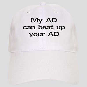 My AD can beat up your AD Cap
