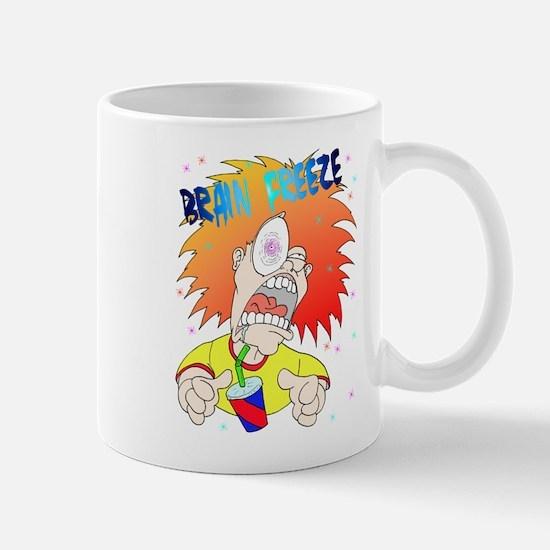 Brain Freeze! Mug