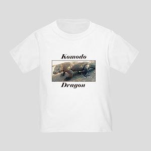 Komodo Dragon photo Toddler T-Shirt