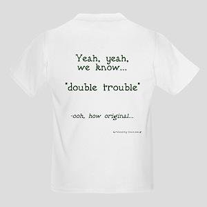 Double Trouble - How Original Kids T-Shirt