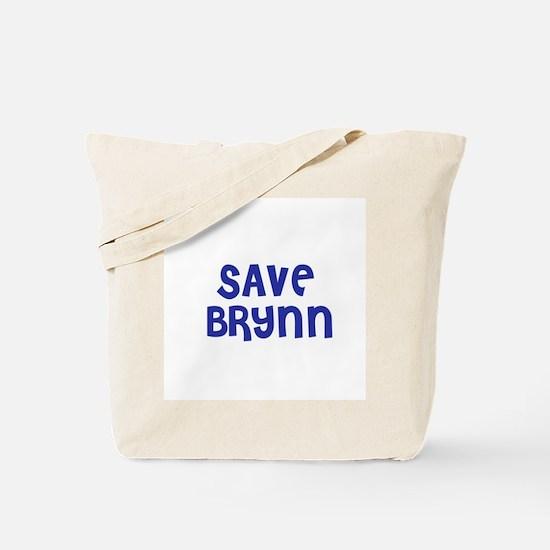 Save Brynn Tote Bag