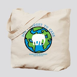 Don't Forget Earth Tote Bag