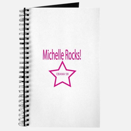 Michelle Rocks: Blue Journal
