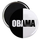 Obama Racial Unity Magnet