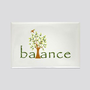 Balance Rectangle Magnet