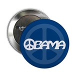"""Obama Peace 2.25"""" Button (10 pack)"""