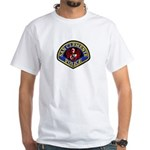 San Clemente Police White T-Shirt