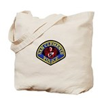 San Clemente Police Tote Bag