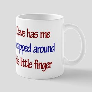 Dave Has You Mug
