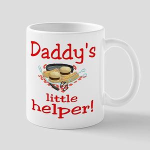 Daddys little bbq Mug