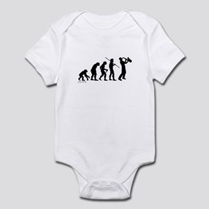 Sax Evolution Infant Bodysuit