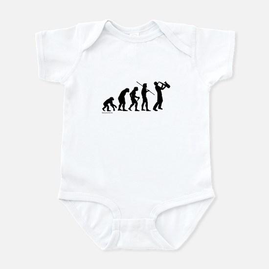 Sax Evolution Infant Bodysuit