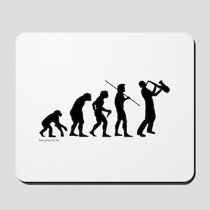 Sax Evolution Mousepad