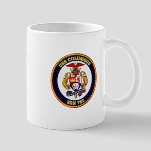 USS Columbus SSN-762 Mug