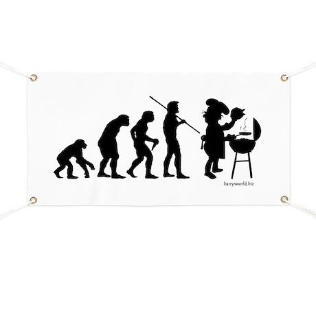 Barbecue Evolution Banner