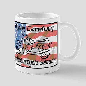 Motorcycle Season Mug