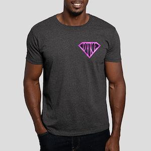 SuperDyke(Pink) Dark T-Shirt