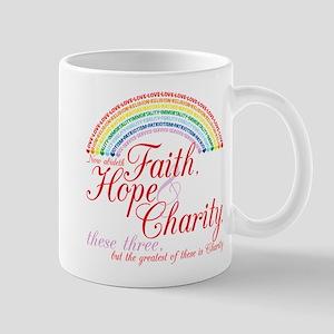 IORG-Faith,Hope,Charity Mug