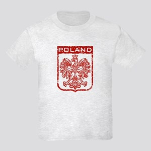 Poland Kids Light T-Shirt