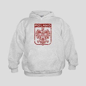 Poland Kids Hoodie